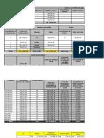Planilha de Custos - Exemplo