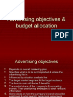 ad objectives & budget allcation.ppt