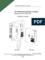 P006207 Rev. a Page-Talk Module _full__Spanish