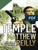 Matthew Reilly Templul