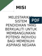 MISI VISI