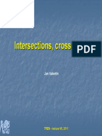 Types of Intersections