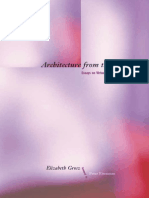 Elizabeth Grosz - Architecture From the Outside E