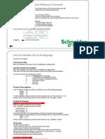 Equivalências Involucros Client v2.3.4