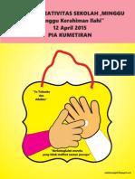 Bahan Kreativitas Sekolah 12 April 2015 PIA Kumetiran