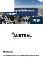 Beginers Guide to Investing in Melbourne Property