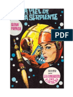 LCDE021 - Glenn Parrish -La Piel de La Serpiente