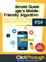 The Ultimate Guide to Googles Mobile Friendly Algorithm