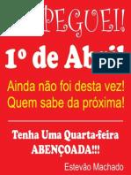 PEGADINHA 1 DE ABRIL