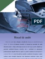 Riscurile În Auditul Financiar
