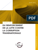 Corruption transnationale