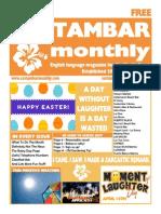 Costambar Monthly April 2015