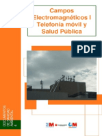Campos Electromagn-ticos I. 2- Edici-n Telefon-A M-Vil y Salud P-blica