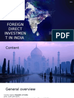 Foreign Direct Investment in India author Tatiana Lungu