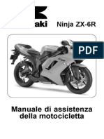 Manuale Officina Zx6r 2007
