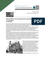 Construccion Eclectica Argentina