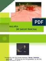 Malaria Dr Sanjay Panchal