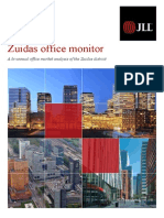 JLL Zuidas Office market monitor 2014 Q4 DEF