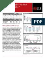JLL Amsterdam office market profile Q4 2014