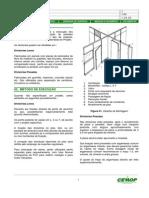 Modelo Instrução de Serviço - Divisórias