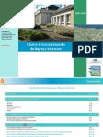 Charte Territoriale Bayeux Intercom