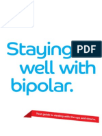 Staying Well With Bipolar