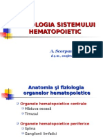 Semiologia Sist.hematopoietic