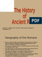 History of the Roman Empire (1)