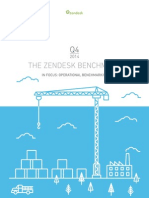 Zendesk Benchmark Report 2014