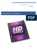 IShowU HD Pro Manual