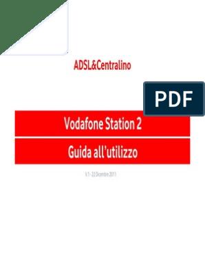 SCARICARE DA UPLOADED CON VODAFONE STATION