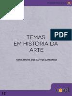 Temas em Historia da Arte