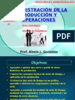 Modelos de Pronósticos