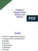 chopra4_ppt_ch03- supply chain management