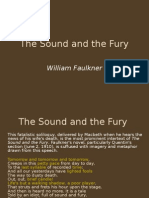 the sound and the fury close read 2011