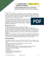 TP7 Etud Ciment Prise Consistance 4-4-16 Laboratoire Materiaux