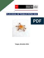 Plan Anual de Trabajo 2015 - Iesry