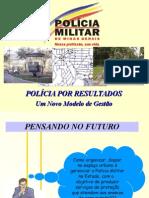 Polícia MIlitar - Minas Gerais Análise de Geoprocessamento