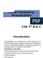 Virtualization_CSE7th