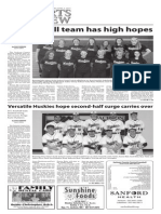 Spring Sports Preview 2015
