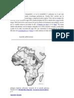 Prehistoria de África