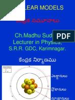 Guest Lecture Nuclear Models GDC PDPL
