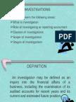 Audit610 Investigation