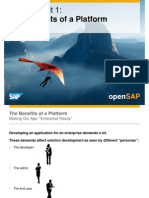 OpenSAP Mobile1 Week 02 Enterprise Mobility