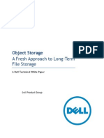 Object Storage Overview