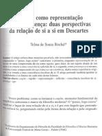 D31 O Cogito Como Representacao e Como Presenca