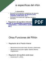 Renal Regulaciónionica Acidobase