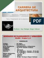 Presentacion Del Curso 15-1