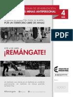Remángate - Afiche