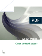 About Paper Cast Coated